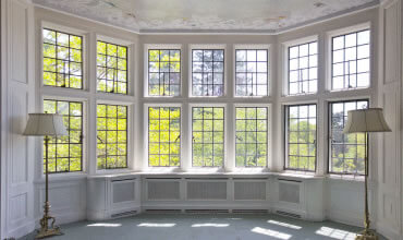 Barnes French window restoration and repair services