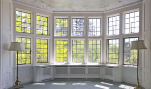 French window restoration