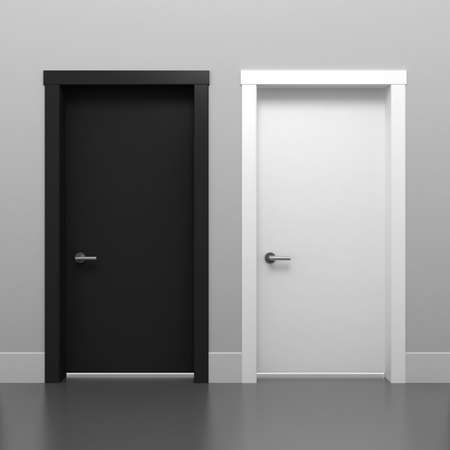 The Know-hows Of Having Black Interior Doors
