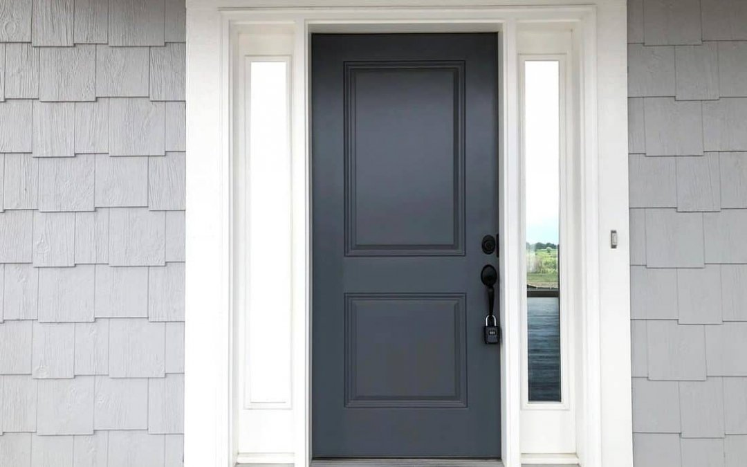 Home Renovation: Painting a Door or Trim That Captures Attention