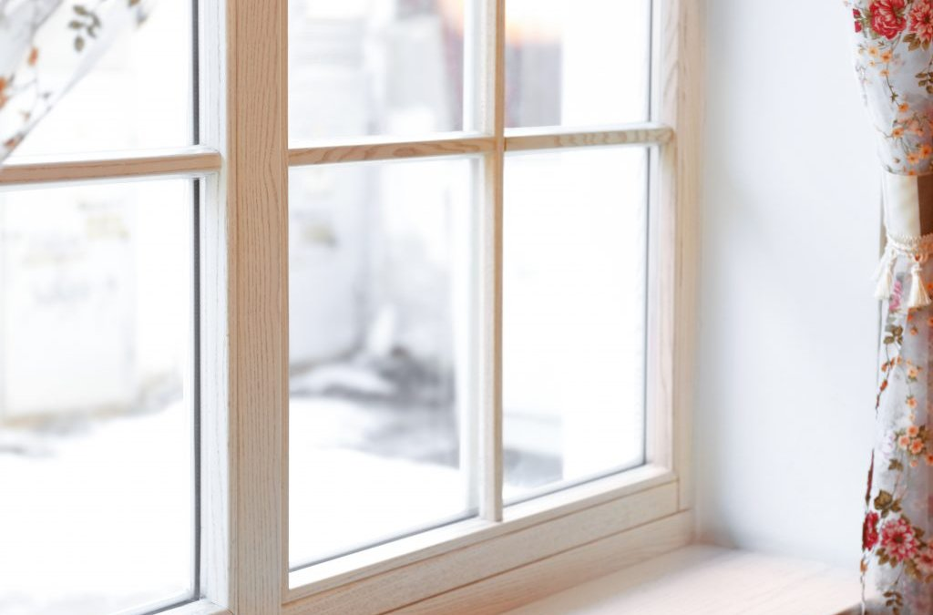 Sash windows: why it's better to restore them